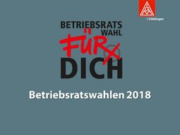 Ergebnisse BR-Wahl 2018